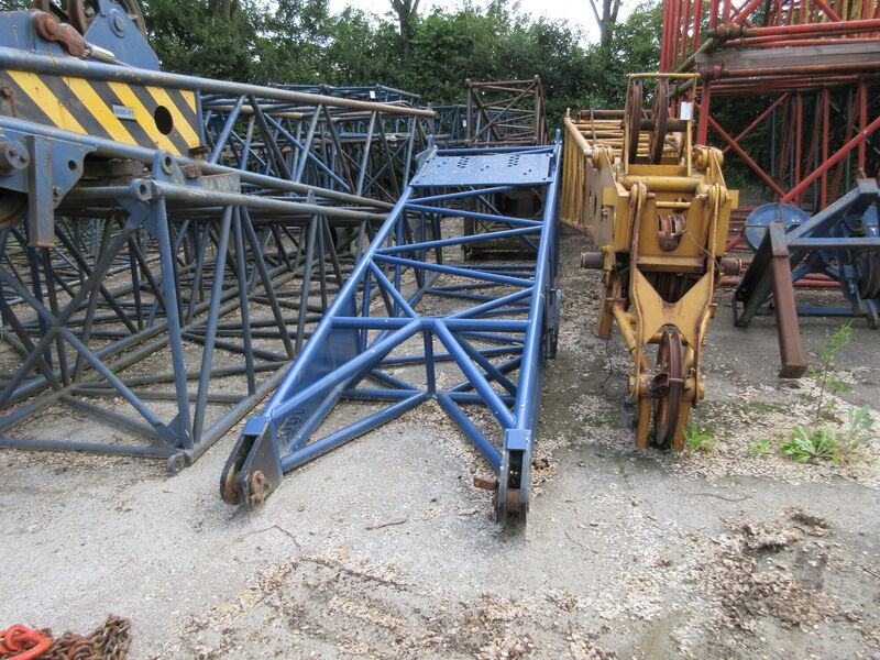 Used boom sections Kobelco 7065